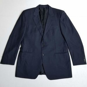 Canali pin striped sport coat Made in Italy